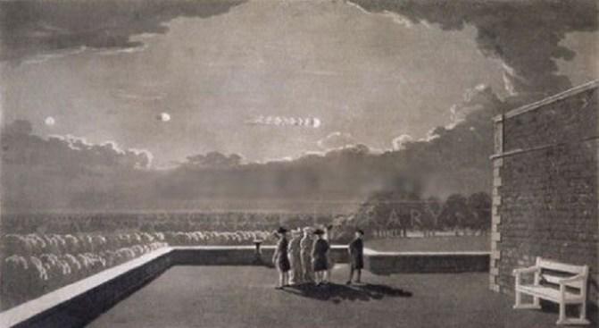 Relato de 1742 pode ser a primeira observação científica de um OVNI