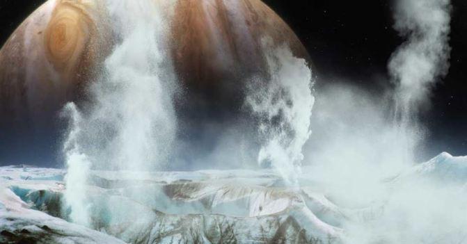 Vapor d'água é confirmado acima da superfície de lua de Júpiter
