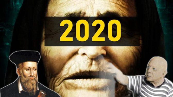 Profecias para 2020 de Nostradamus, Baba Vanga e Parravicini
