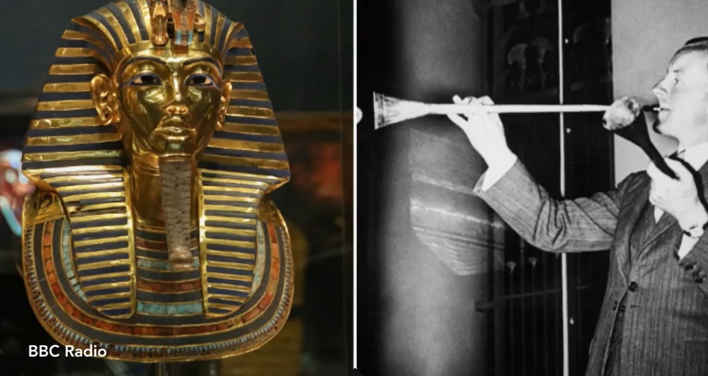 Trombeta de Tutancâmon traz guerra toda vez que é tocada