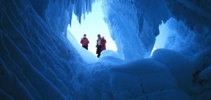 Descoberto o ponto mais profundo da Terra continental - fica na Antártica