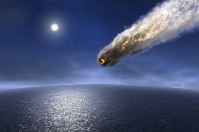 Objetos espaciais causaram o colapso da civilização e isto pode ocorrer novamente - cientistas