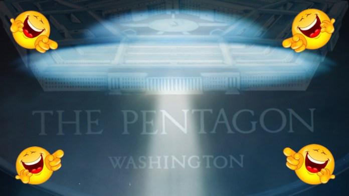 Pentágono tenta explicar porque mudou suas declarações sobre OVNIs e o AATIP