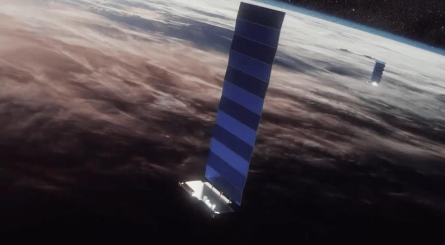FCC quebrou lei ambiental ao aprovar satélites da SpaceX