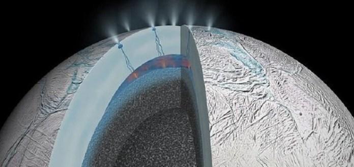Cientista das missões Voyager diz que lua de Saturno pode abrigar a vida