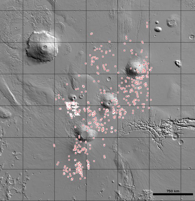 NASA suspeita que a vida de Marte poderia estar escondida no subsolo