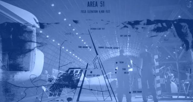 A Área 51 acidentalmente admitiu que fez engenharia reversa de OVNIs