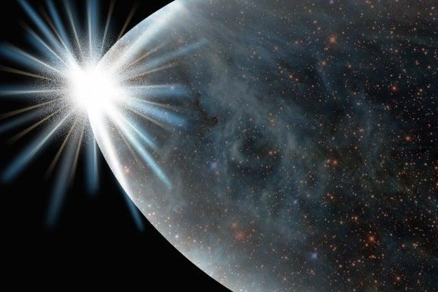 Grande mistério contraria a teoria do Big Bang