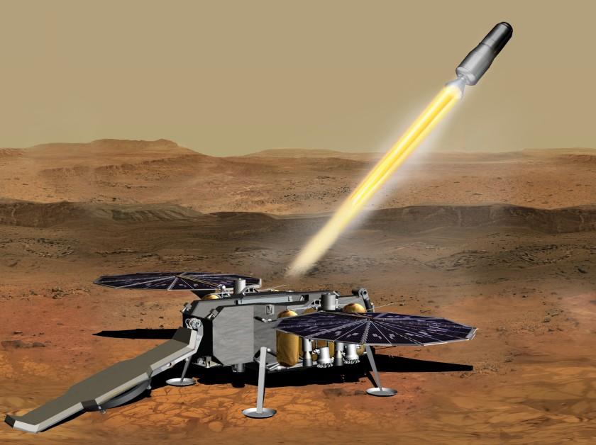 NASA dá luz verde para missão de trazer um pedaço de Marte à Terra