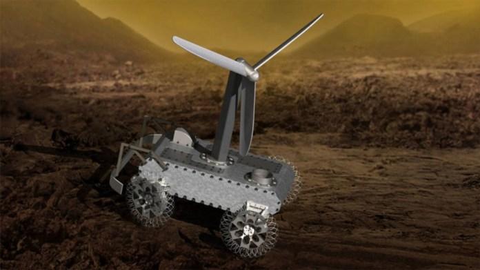 Ajude a NASA projetar o jipe-sonda Vênus e ganhe US $ 15.000
