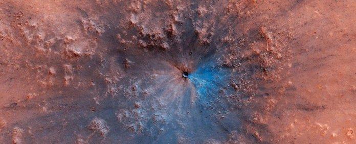 Marte pode ter pelo menos dois reservatórios antigos de água