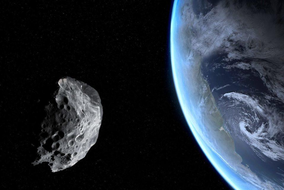 """NASA: """"Asteroide em rota de colisão com a Terra"""" - mas não se preocupe"""