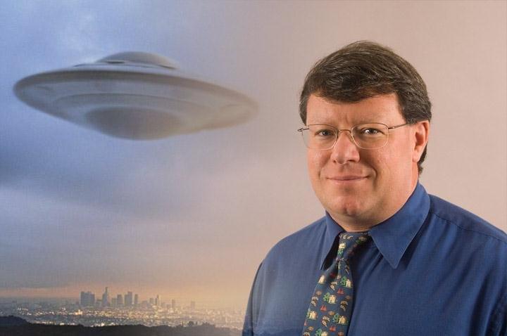 Físico olha com seriedade para fenômenos aéreos não identificados - OVNIs