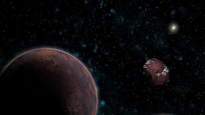"139 novos ""planetas menores"" encontrados além de Netuno"