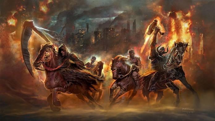 A profecia dos Cavaleiros do Apocalipse começou, dizem grupos bíblicos