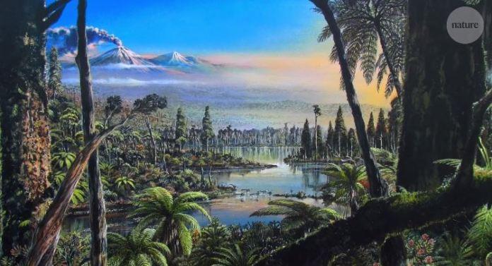 Cientistas encontram vestígios de antigas florestas tropicais na Antártica