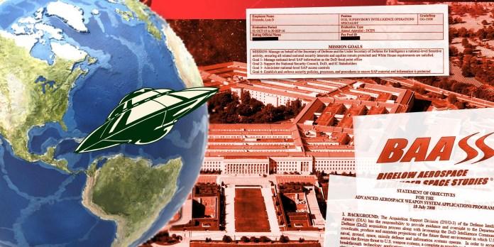 Como a BAASS coletou relatórios de OVNIs de todo o mundo