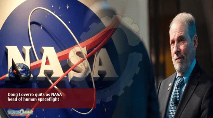 Líder da NASA renuncia misteriosamente após suposto escândalo