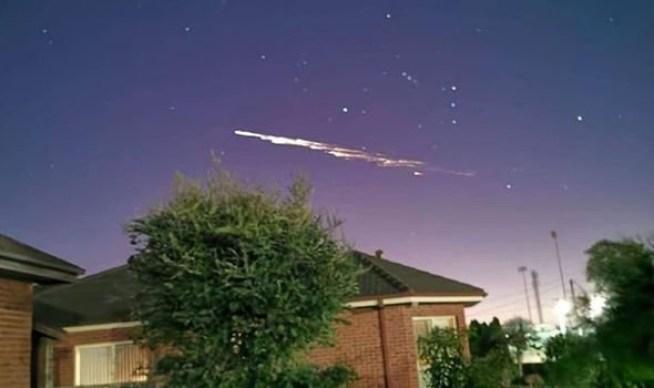 Avistamento de OVNI intriga político australiano - especialistas confirmam origem artificial