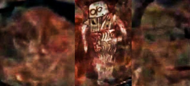 Nova descoberta arqueológica na Austrália pode estar mostrando ETs