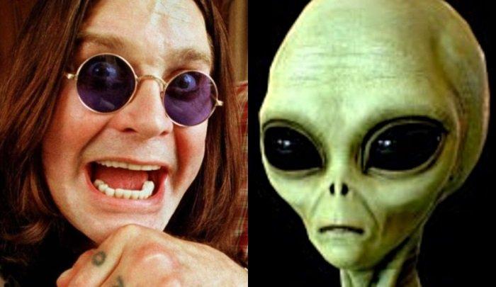 Ozzy Osbourne é obcecado por OVNIs