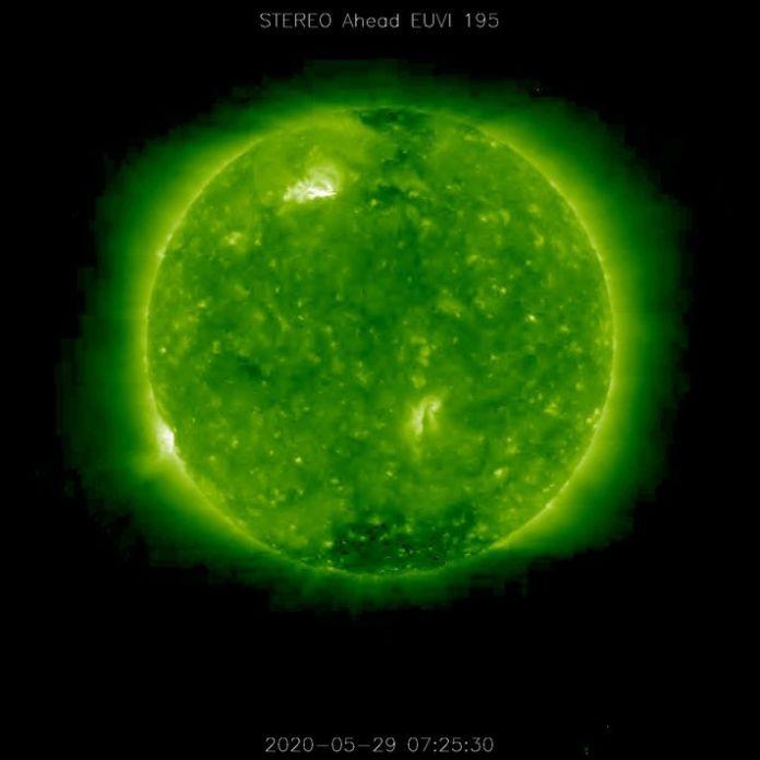 O Sol acaba de acordar! Pegou os cientistas de surpresa.
