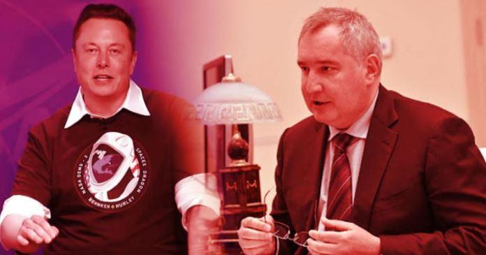 Elon Musk simplesmente detonou o programa espacial russo