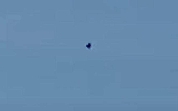 Você é capaz de identificar este OVNI que apareceu em Cabo Frio, no Rio de Janeiro?