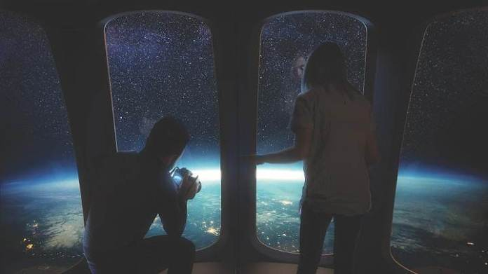 Imperdível para os terraplanistas: em breve você poderá ir até a estratosfera