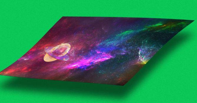 Cientistas alegam que o Universo é realmente plano