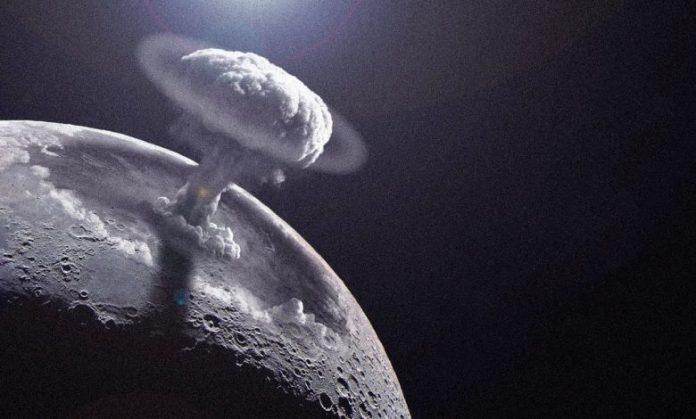 Veja como os EUA planejava detonar bomba nuclear na Lua
