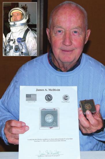 Avistamento de OVNI do astronauta Jim McDivitt