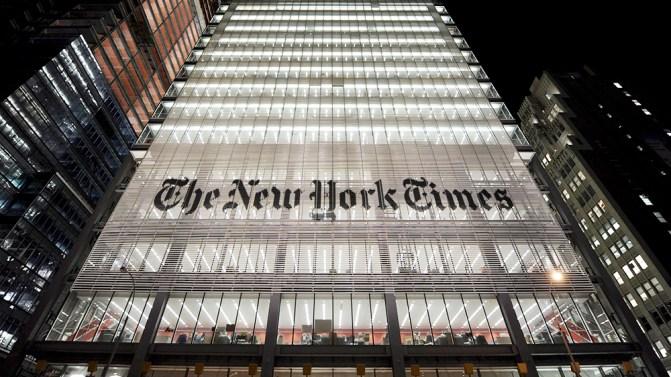 New York Times pode estar preparando artigo bombástico sobre OVNIs