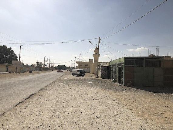 """A """"Invasão Alienígena"""" e pânico em Massa em Jafr, Jordânia"""