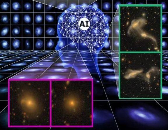 """""""O Cosmos IA"""" - Algoritmos Inteligentes começam a processar o Universo"""