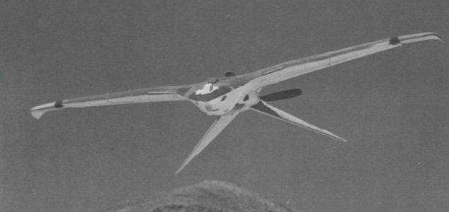 """Revelado: o """"drone pássaro"""" da CIA, movido a energia nuclear"""