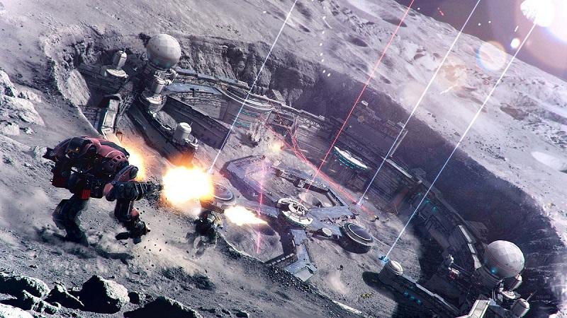 China e EUA travarão guerra pela Lua, na Lua? Poderá acontecer