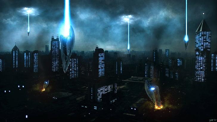 Invasão alienígena falsa poderá ocorrer em outubro/novembro