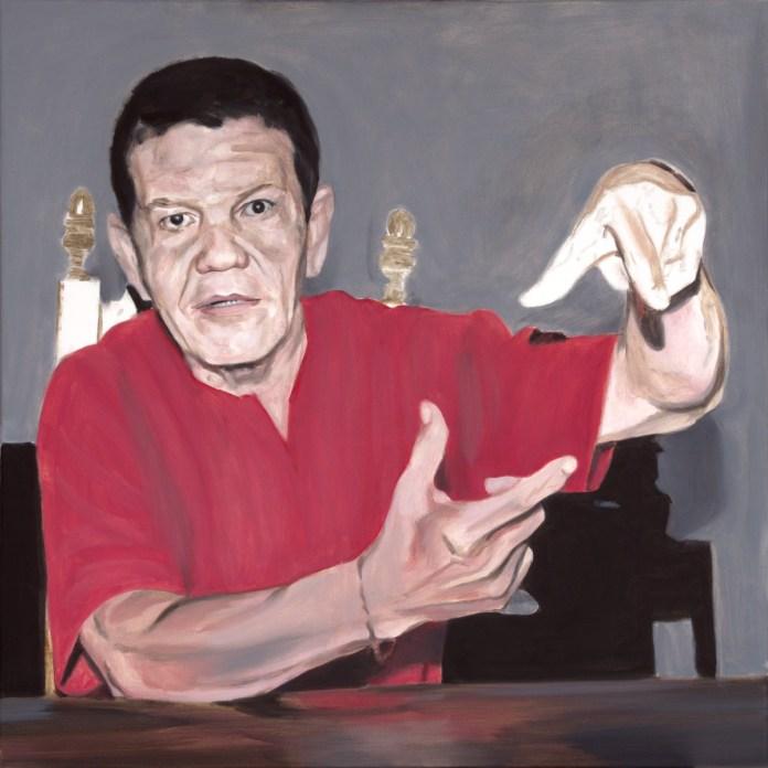 Artista alemão homenageia a Operação Prato com sua arte