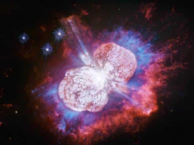 Explosão de estrela provavelmente causou extinção em massa na Terra