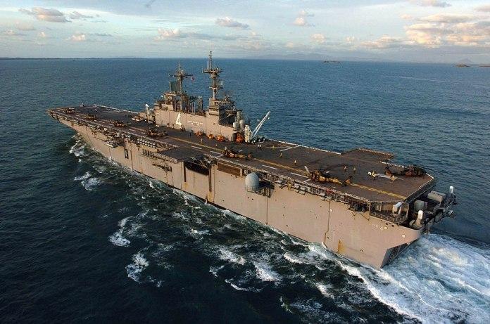 Mais dois navios da Marinha dos EUA tiveram encontros com OVNIs