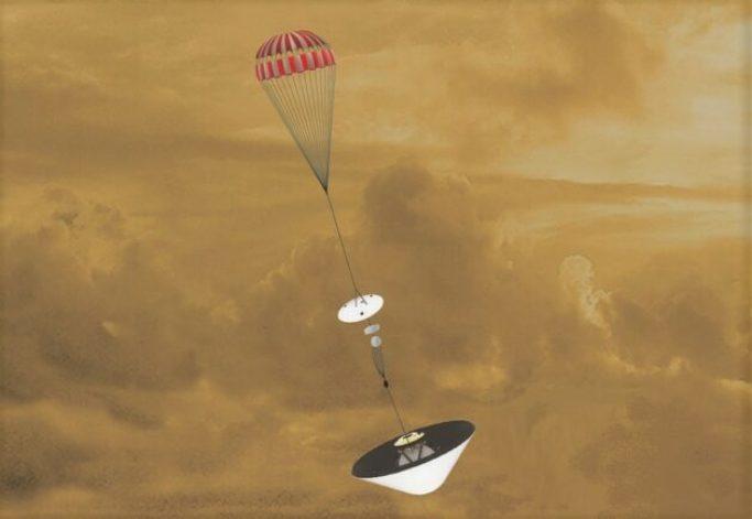 NASA considera missão a Vênus após a recente descoberta de vida possível