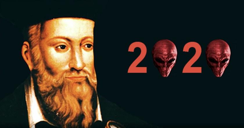 """Outra previsão """"dele"""" para 2020: Alienígenas irão alterar nosso DNA novamente?"""