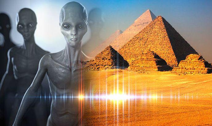 10 razões porque pessoas acham que as pirâmides foram construídas por ETs