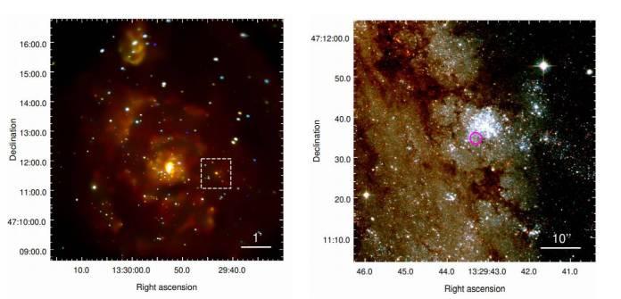 Possível primeiro planeta é descoberto em outra galáxia muito além da Via Láctea