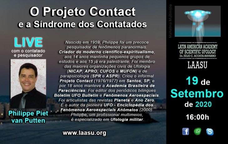O Projeto Contact e a Síndrome dos Contatados