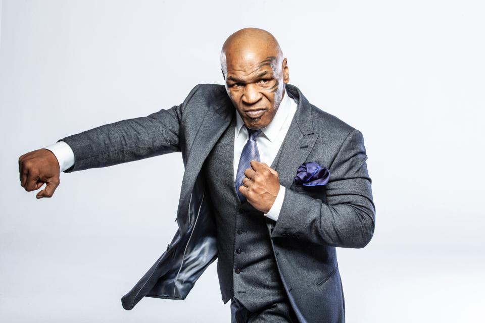 """Mike Tyson acredita que os seres humanos são """"descendentes de alienígenas"""""""