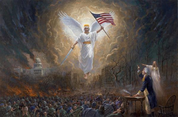 De volta ao futuro: a visão profética de George Washington