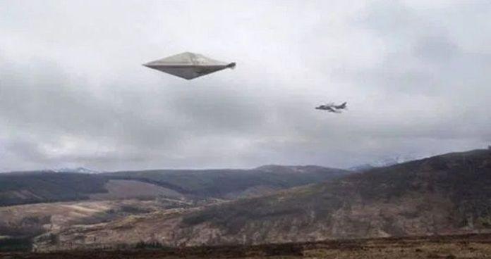 Governo britânico enterra dossiê sobre OVNI por mais 50 anos