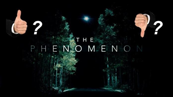 """Assisti o documentário """"The Phenomenon"""". Veja minha opinião..."""